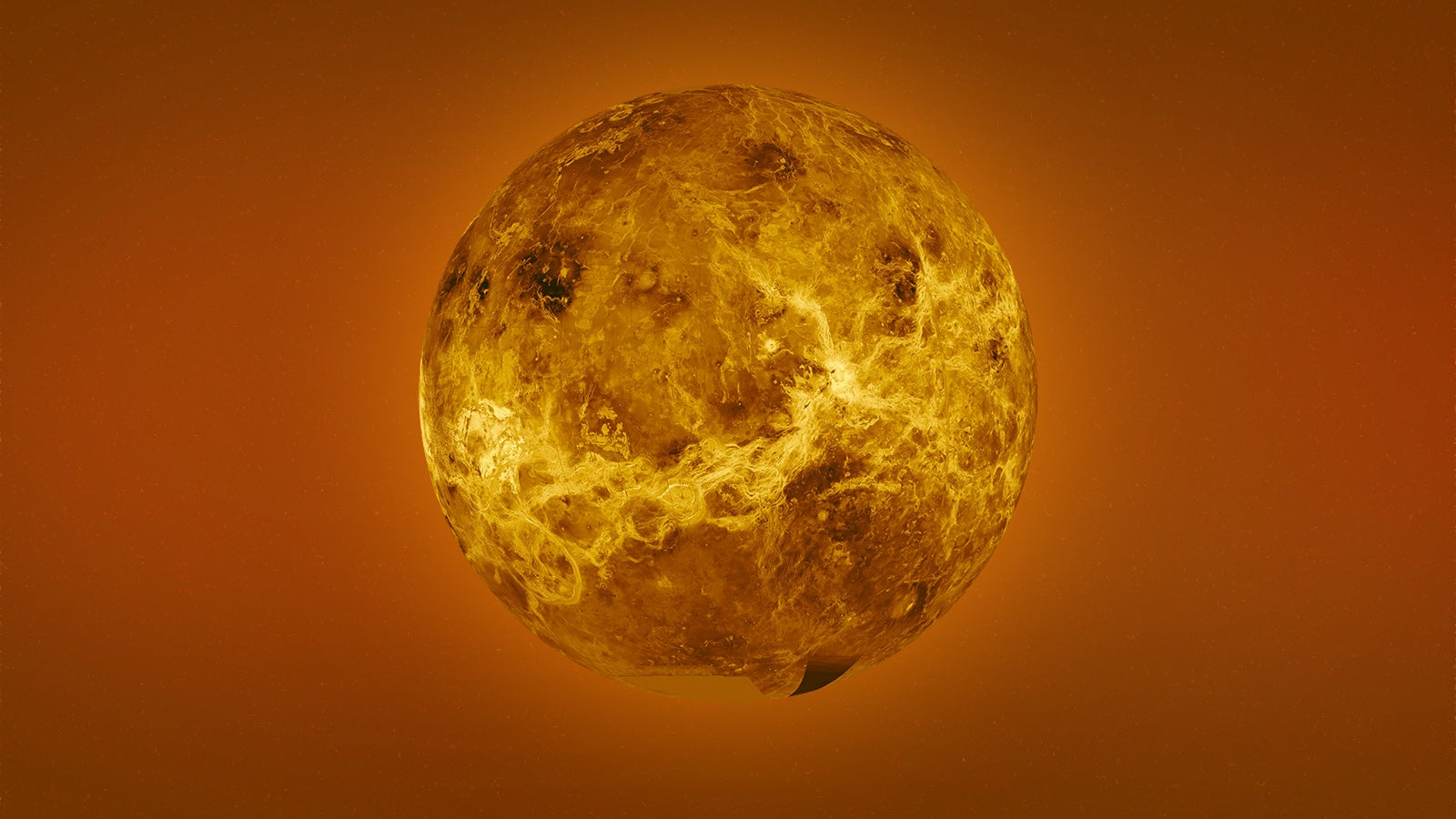 Extreme Weather On Venus Might Change The Length Of Its ...
