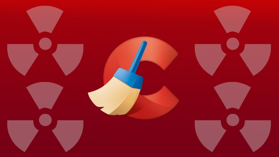 CCleaner came bundled with malware for a month and nobody noticed