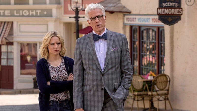 The Complicated Morality Of 'The Good Place'