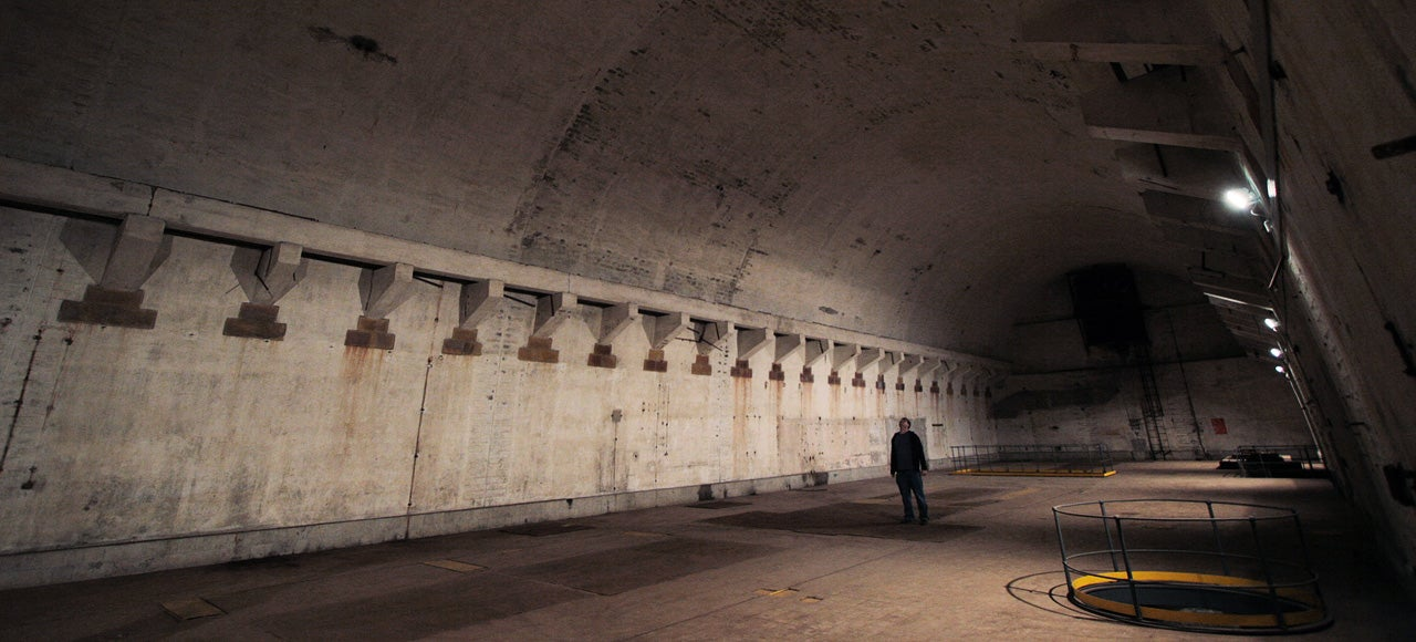 Inside the Caverns of Hungary's Abandoned Underground Coal Plant