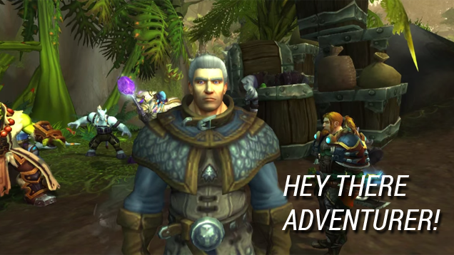 Life In A Nutshell In World of Warcraft's Draenor