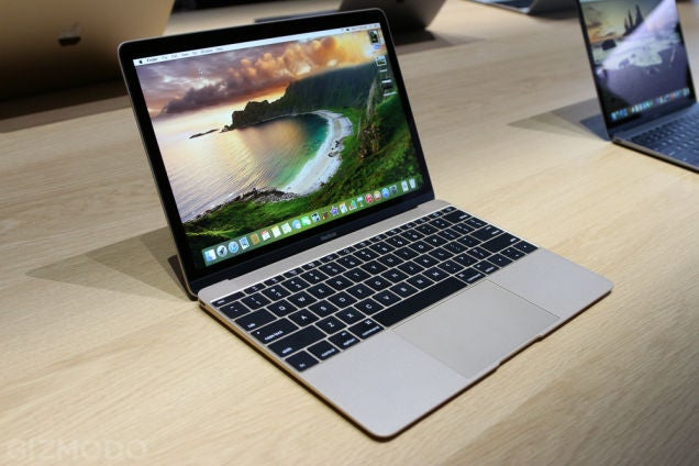 MacBook Meta-Review: The Laptop of the Future, Just a Liiittle Too Early