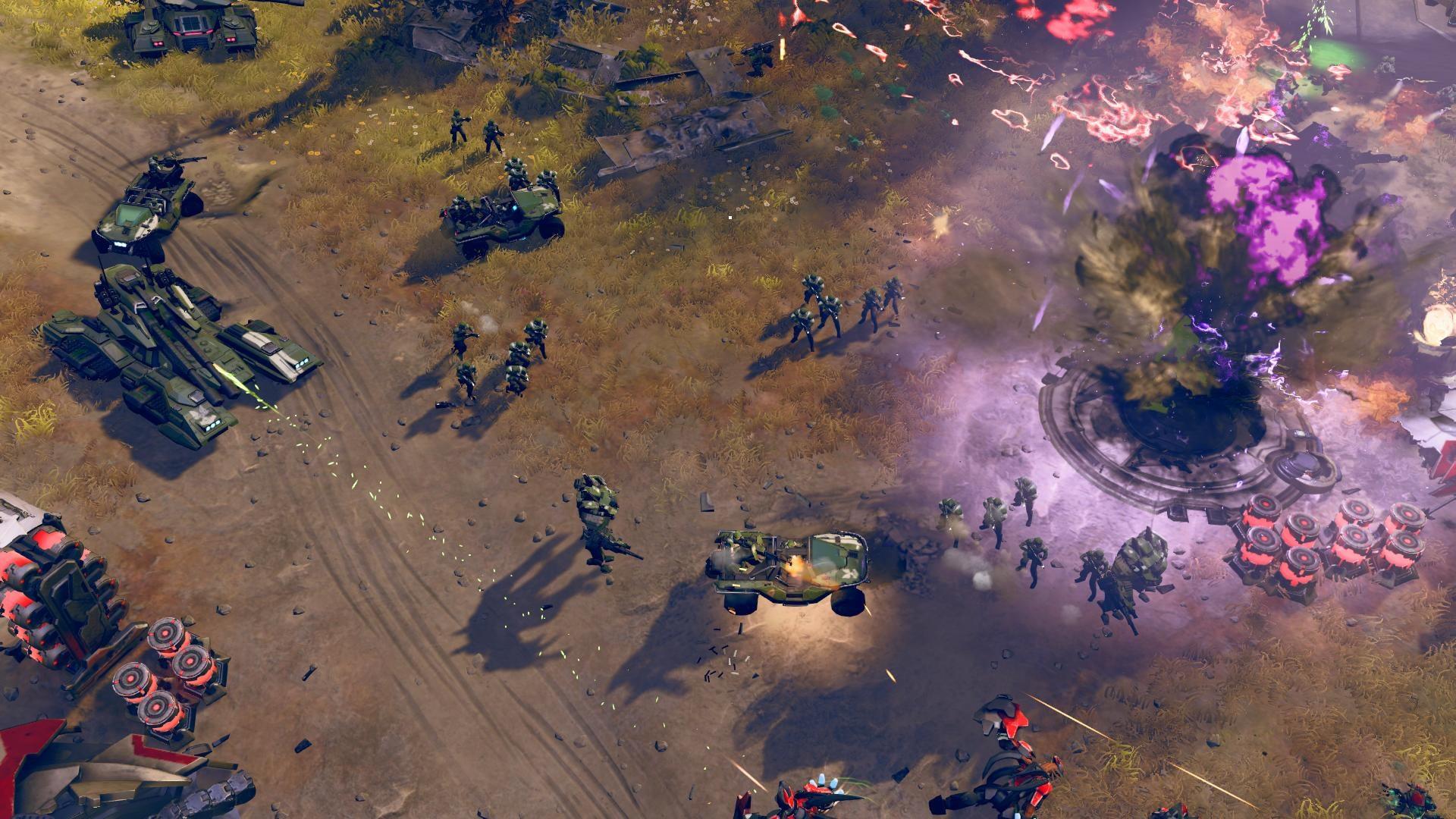 Halo Wars 2 Getting An Open Beta Next Week