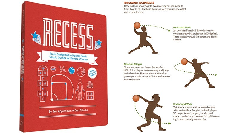 This Instructional Book Makes a Strong Case For Having Recess at Work