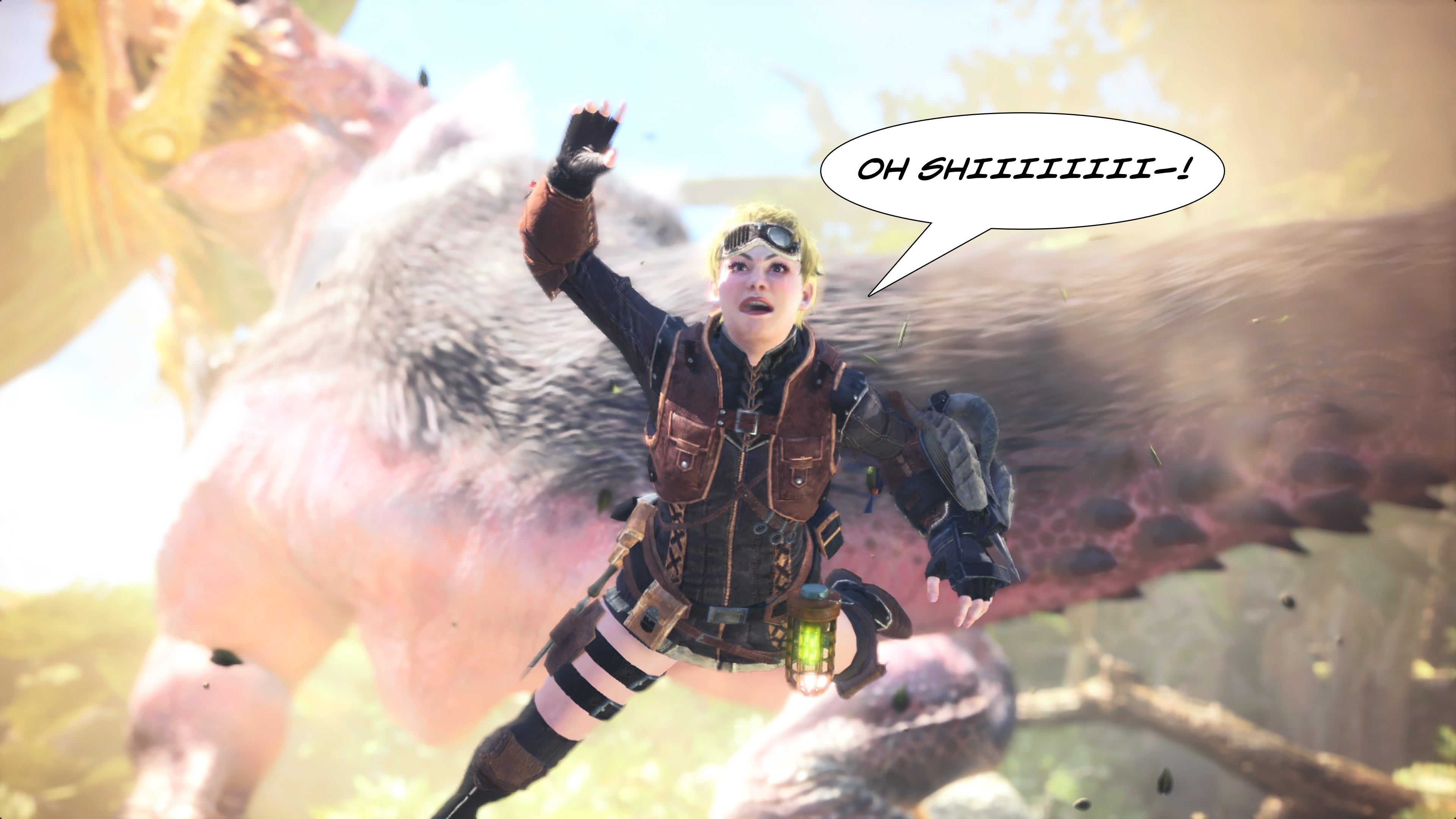 Five Of My Favourite Things About Monster Hunter World