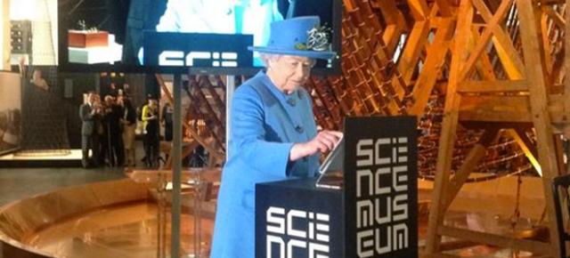 The Queen Just Sent Her First Tweet