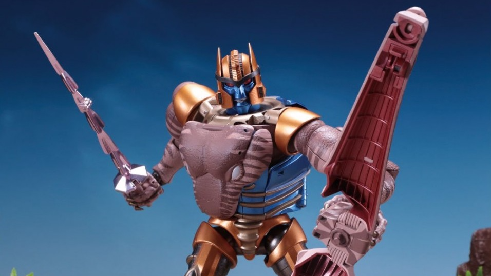 This Beast Wars Action Figure Does Its Best Character Justice
