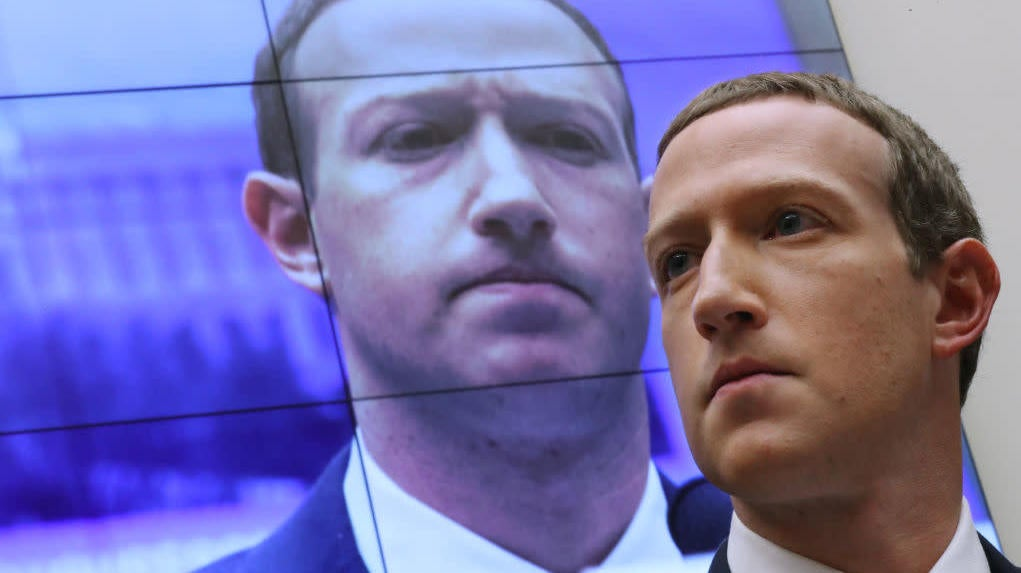 The NASCAR Crash Compilation Of Mark Zuckerberg's Six-Hour Congressional Testimony