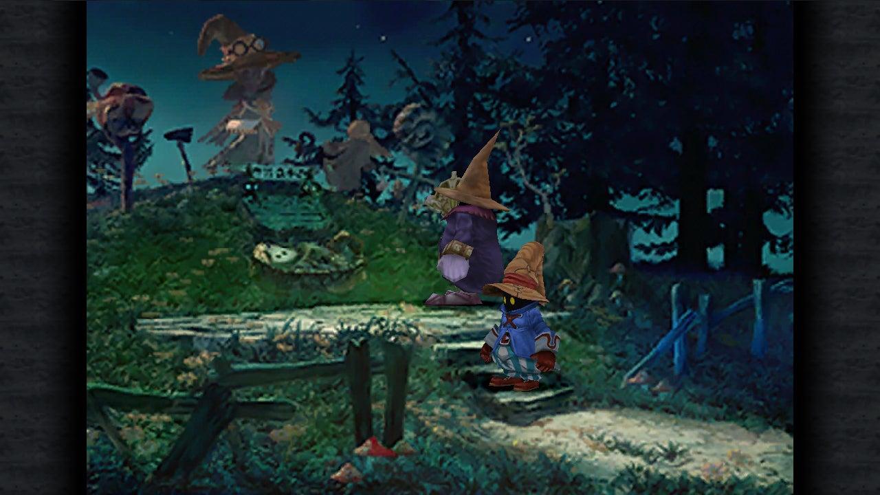 Final Fantasy IX Won't Stop Teasing Fans On Steam