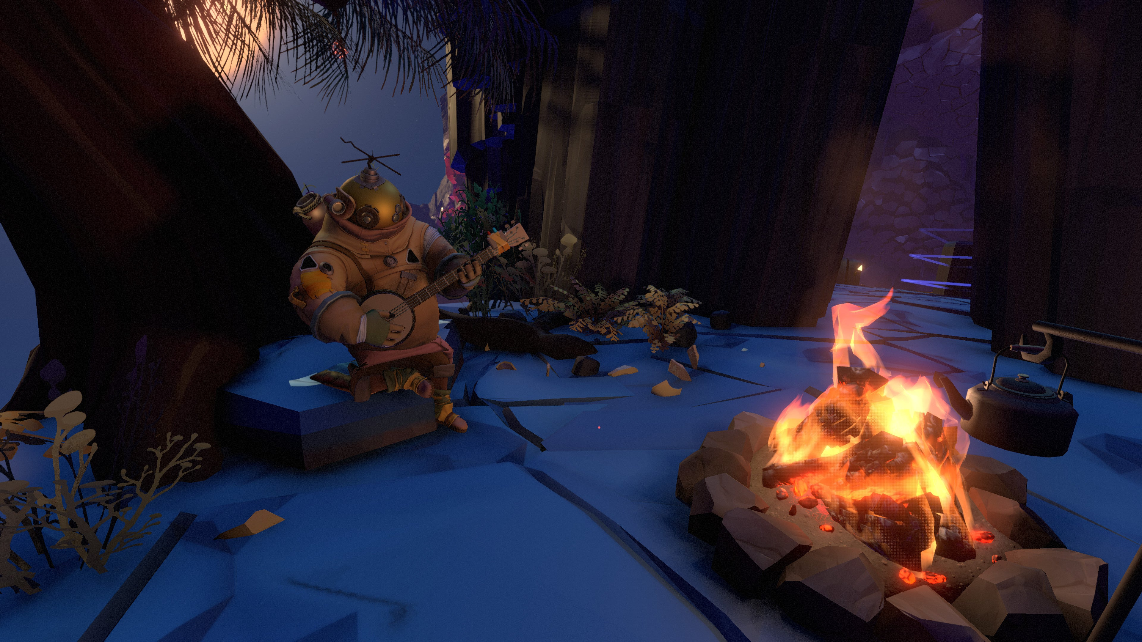 Outer Wilds' Time Loop Is Beautiful