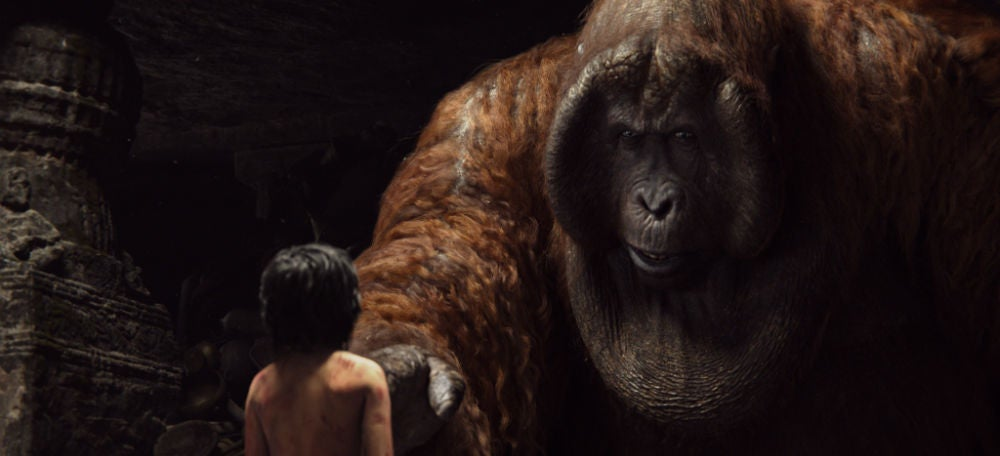 Astonishing Behind-the-Scenes Video Shows How The Jungle Book Was Filmed in Downtown LA