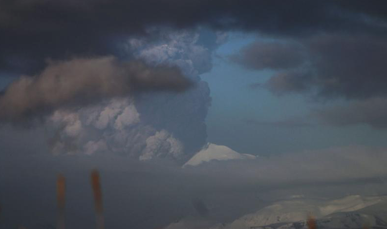 A Massive Alaskan Volcano Eruption Could Throw the US Into Travel Chaos