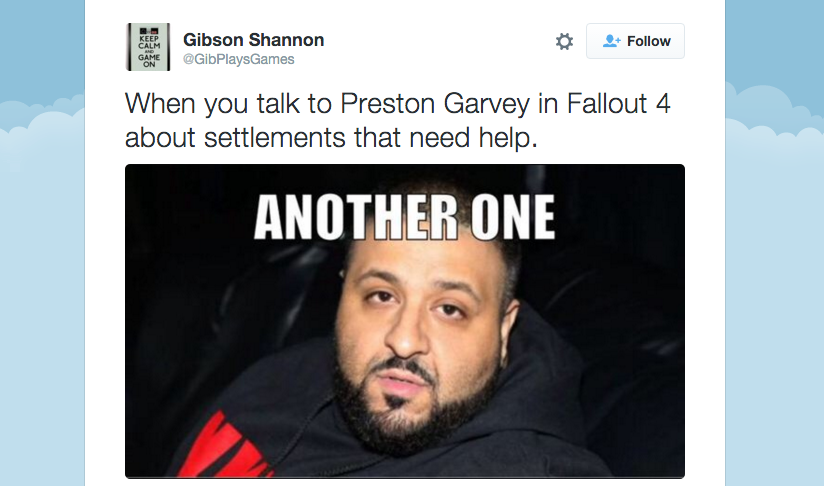 The Internet Loves Making Fun of Fallout 4's Preston Garvey