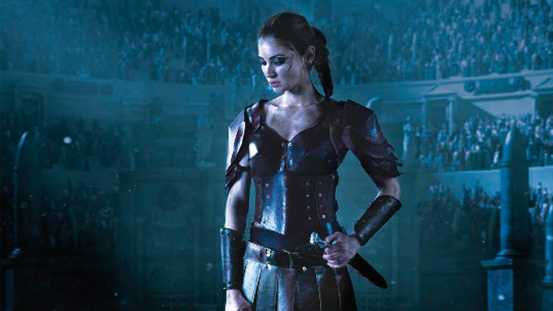 Lesley Livingston's Female Gladiator Novel The Valiant Is Heading To The CW