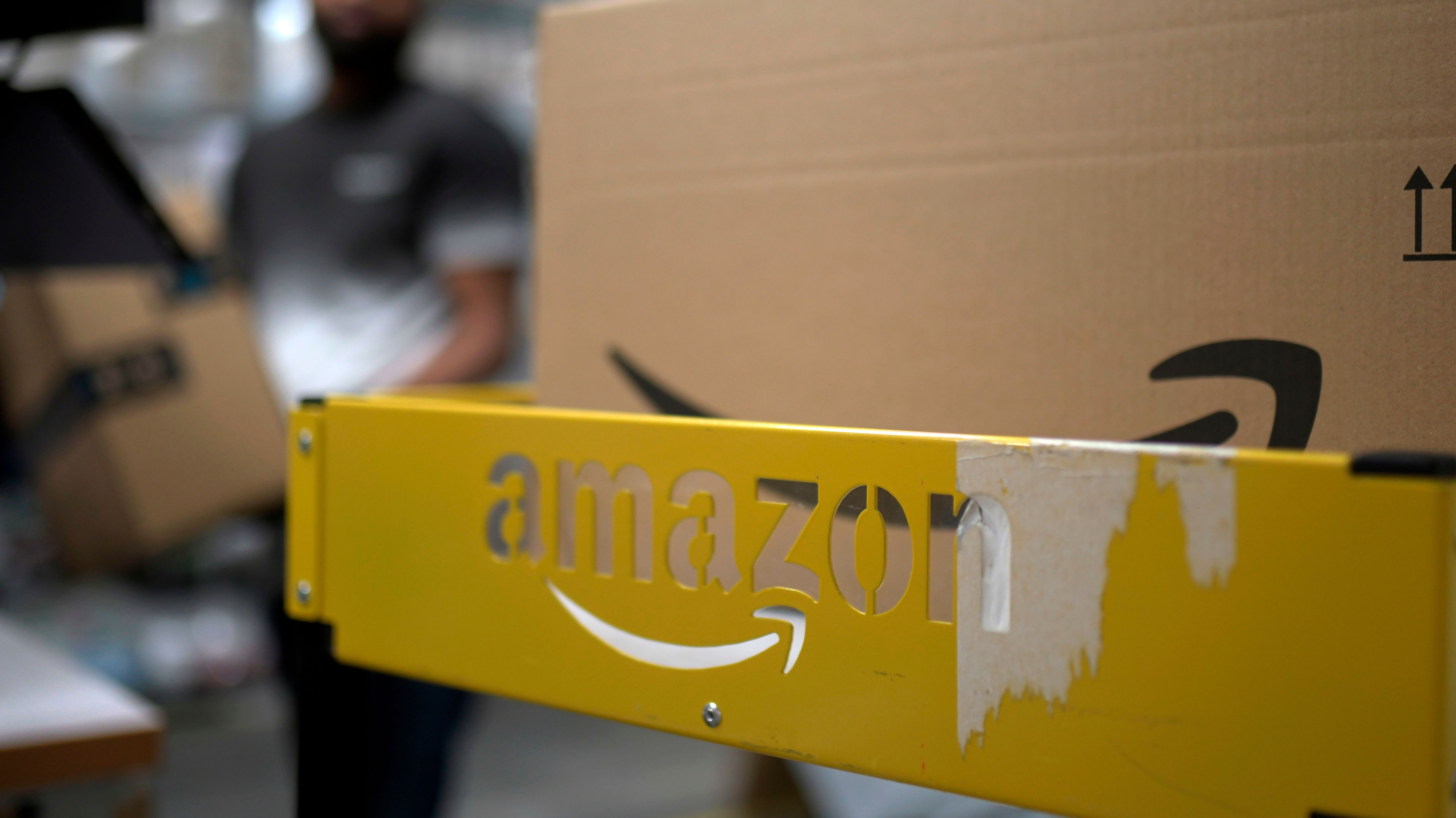 New Amazon Grocery Delivery Customers Are Now Being Waitlisted Due To Coronavirus Delays