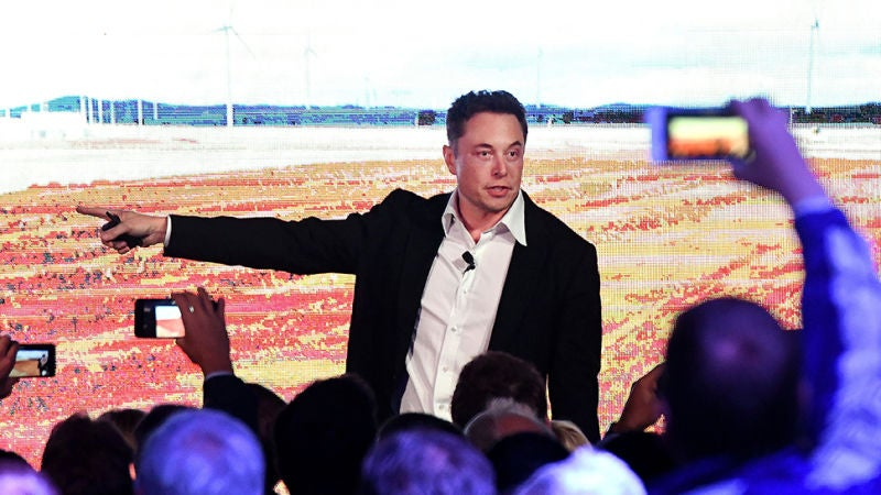 Before Tesla And SpaceX, Elon Musk Worked In Video Games