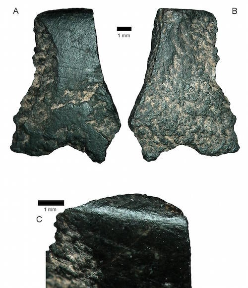 This Mysterious 46,000 Year Old Object Is the World's Oldest Axe