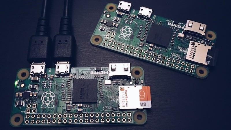 Set Up a Raspberry Pi Zero in