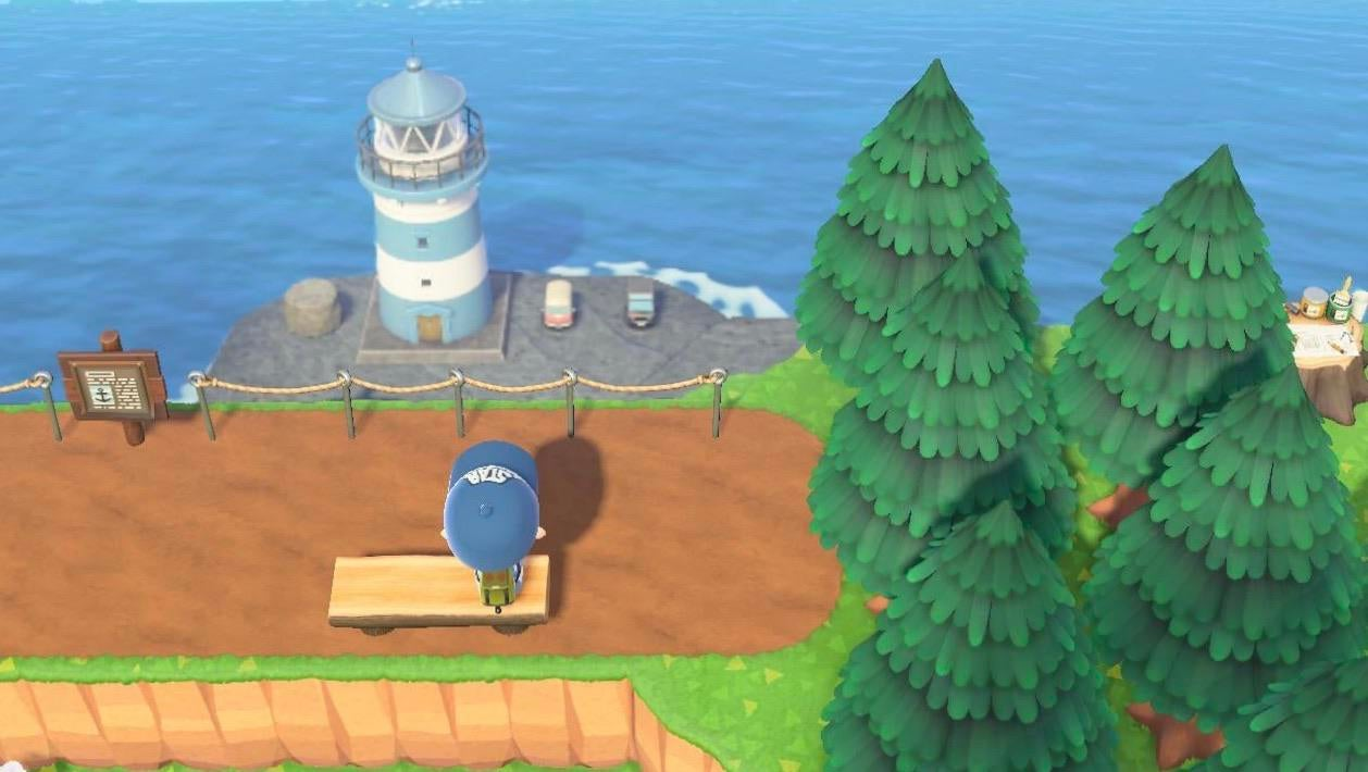 Fans Are Using Forced Perspective In Animal Crossing To Create Some Amazing Things