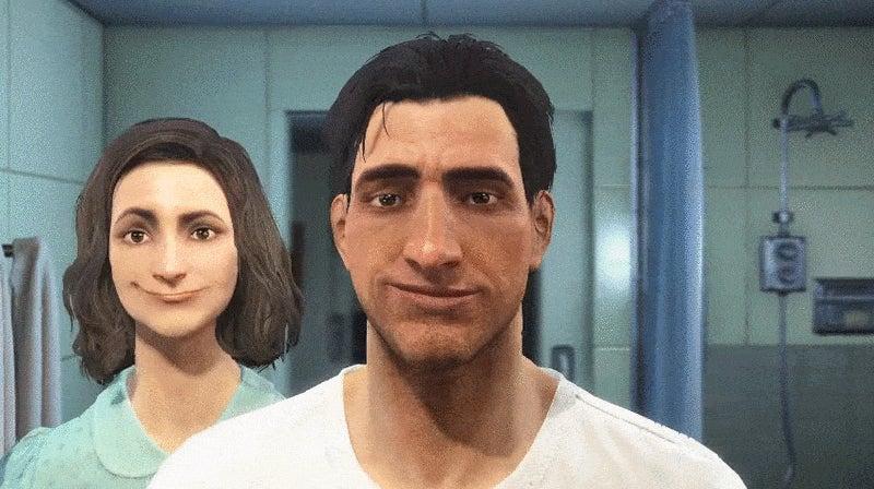 Fallout 4 Mod Lets You Make Creepy Cartoon Faces