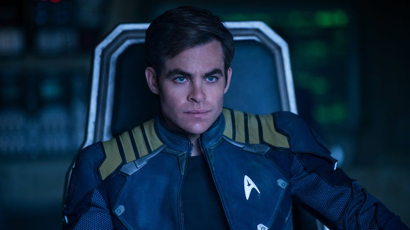 No One Wants To Spend Time With Kirk In A Deleted Scene From Star Trek Beyond