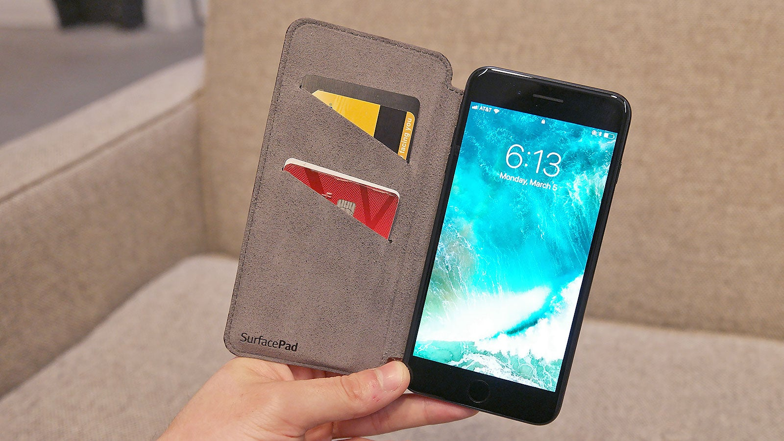 Someone Convince Me That An iPhone Wallet Case Isn't The Dumbest Idea In The World