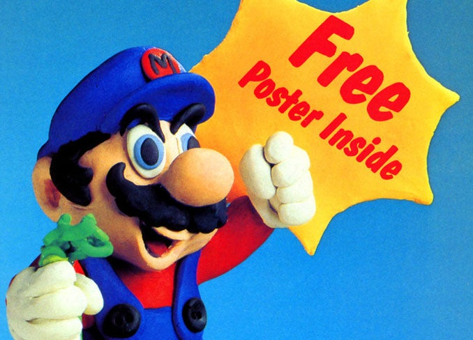 How Nintendo Convinced The World To Buy A Weird Mario Game