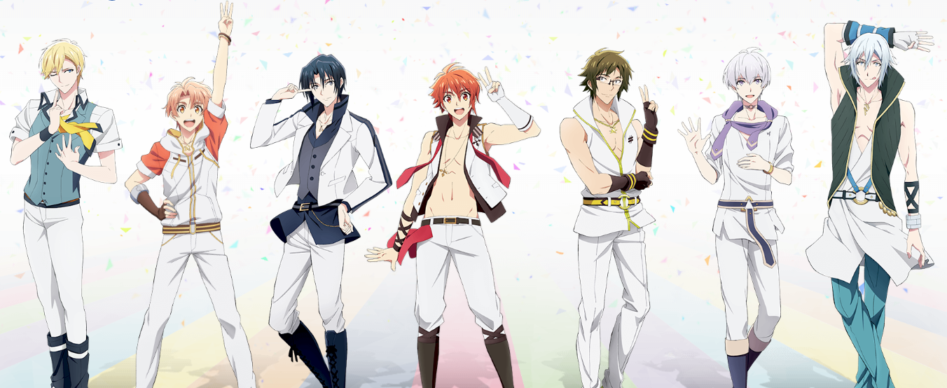 The Boy Band Anime That's Drawing Crowds In Tokyo