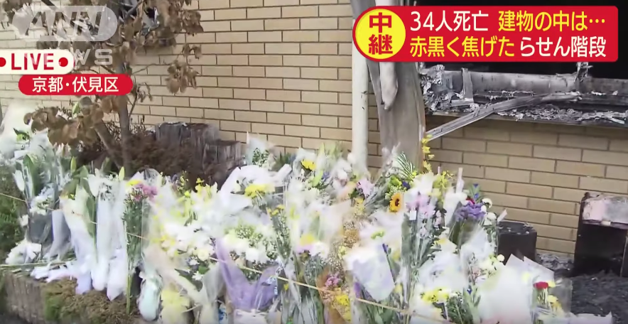 Fans Mourn Following Kyoto Animation Tragedy
