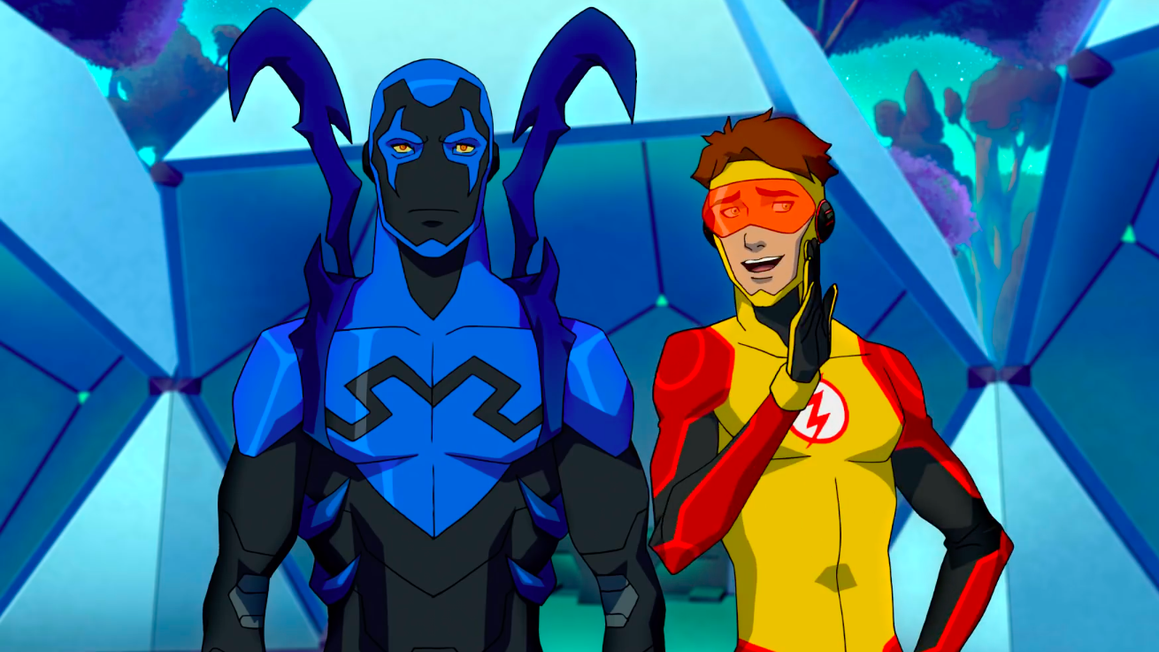 New Young Justice: Outsiders Trailer Teases A Brave New World Of Metahumans