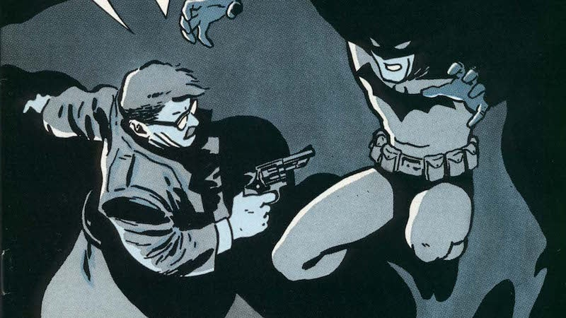 Frank Miller Has Some Genuinely Good Ideas For A Batman Movie