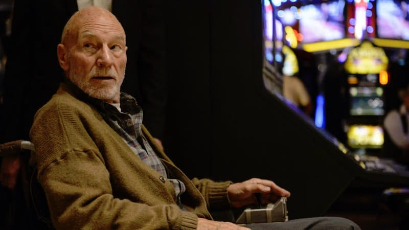 Important Question: What Do You Think Professor X Does In A Casino?