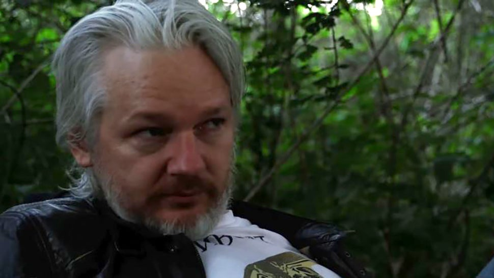 Citizenfour Documentarian Debuts Trailer For New Film About Wikileaks