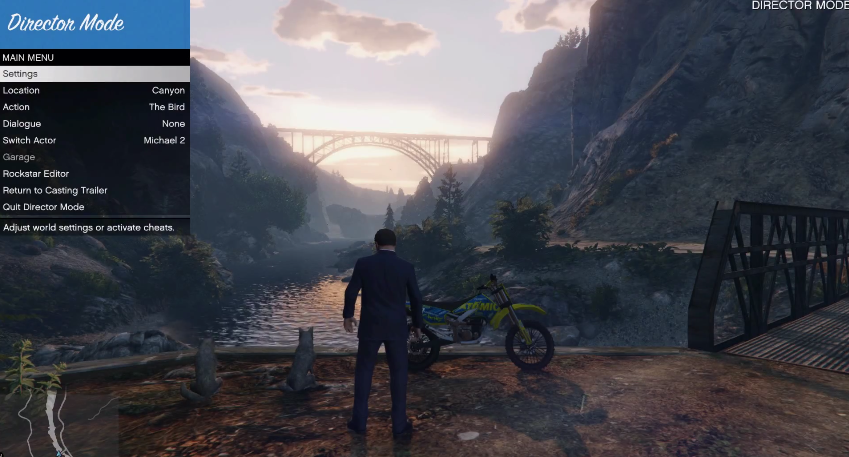 GTA V PC Will Let You Make Your Own Films