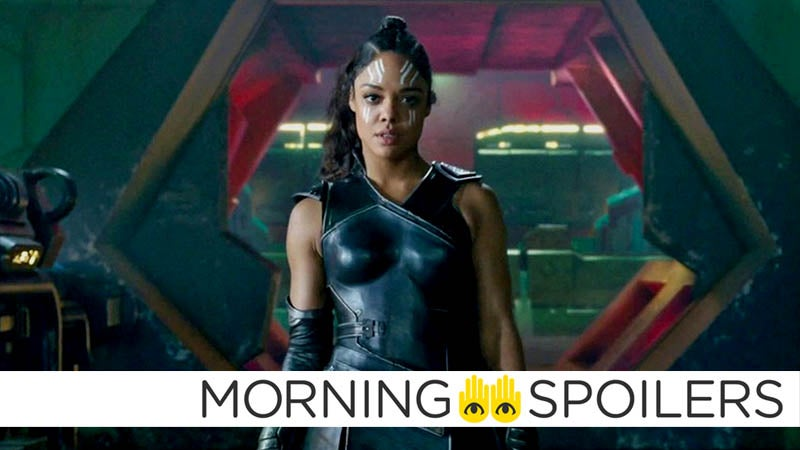 Tessa Thompson Joins Disney's Lady And The Tramp, And Details Of Kid Flash's Return