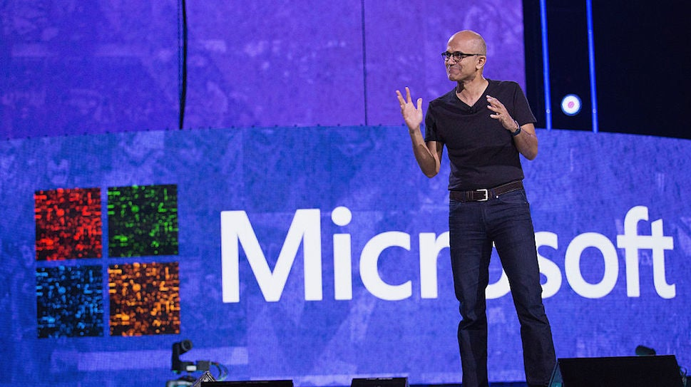 Microsoft's CEO Has Come Up With His Own AI Safety Rules