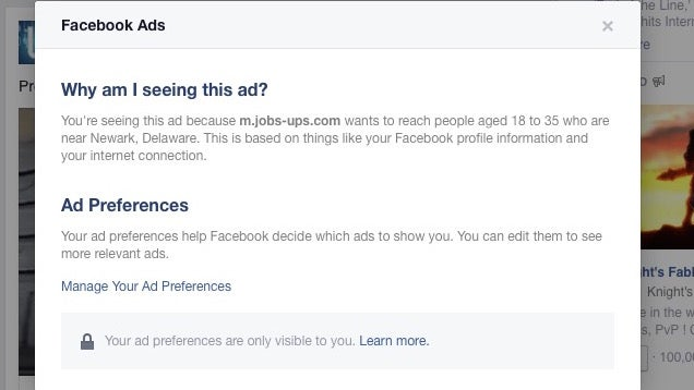 Modify Facebook's Ad Preferences to Control Which Ads You See