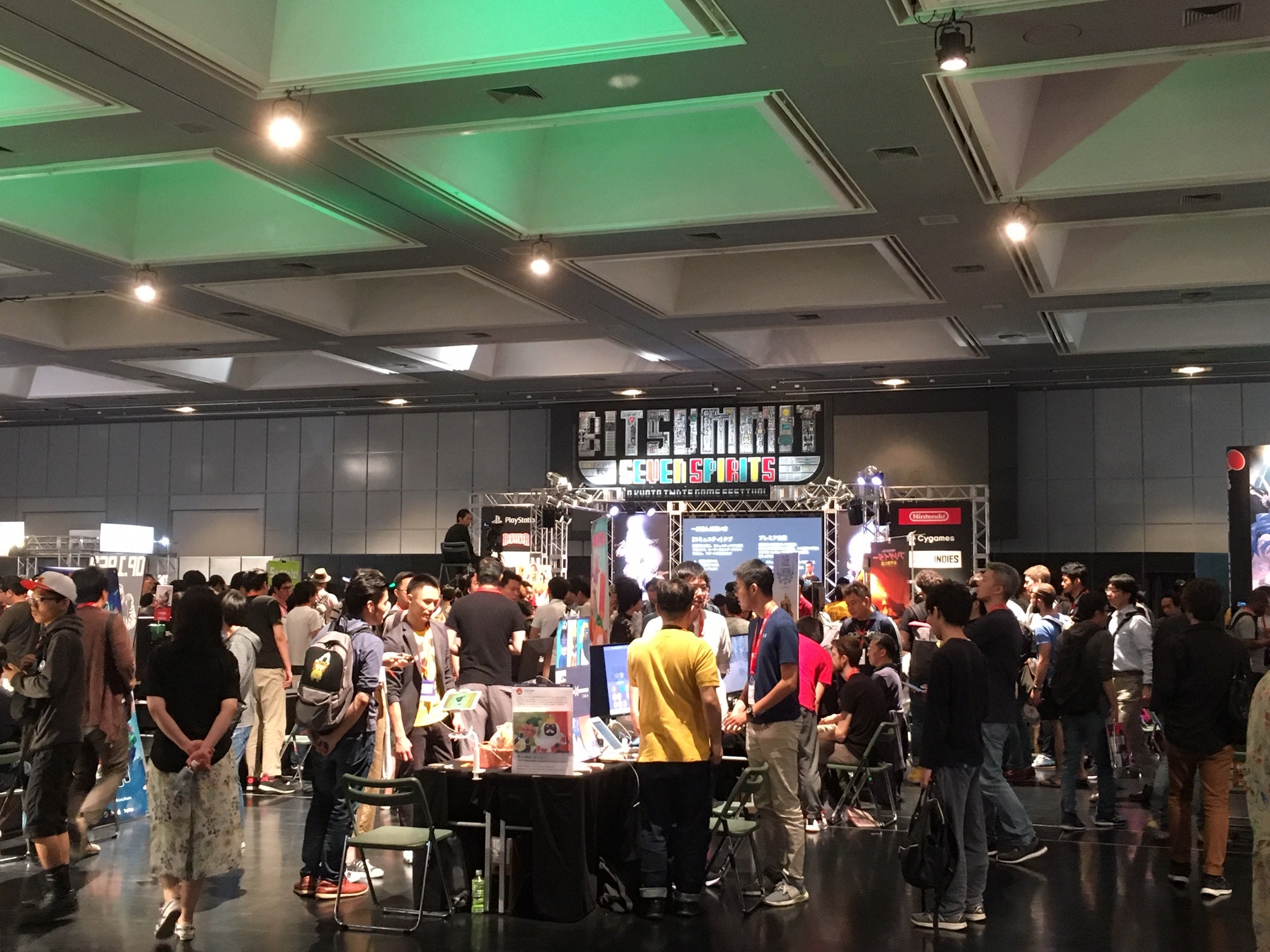 The Sights And Sounds Of BitSummit