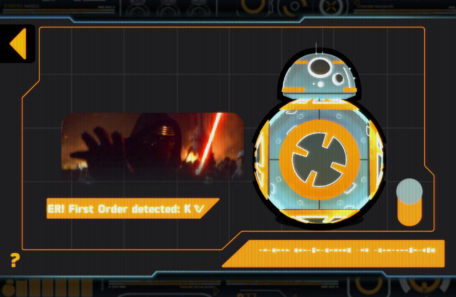 Sphero's BB-8 Can Now Watch and React to The Force Awakens Along With You