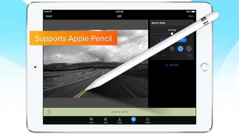 Camera+ For iPad Overhauls Its Design, Improves Editing Tools