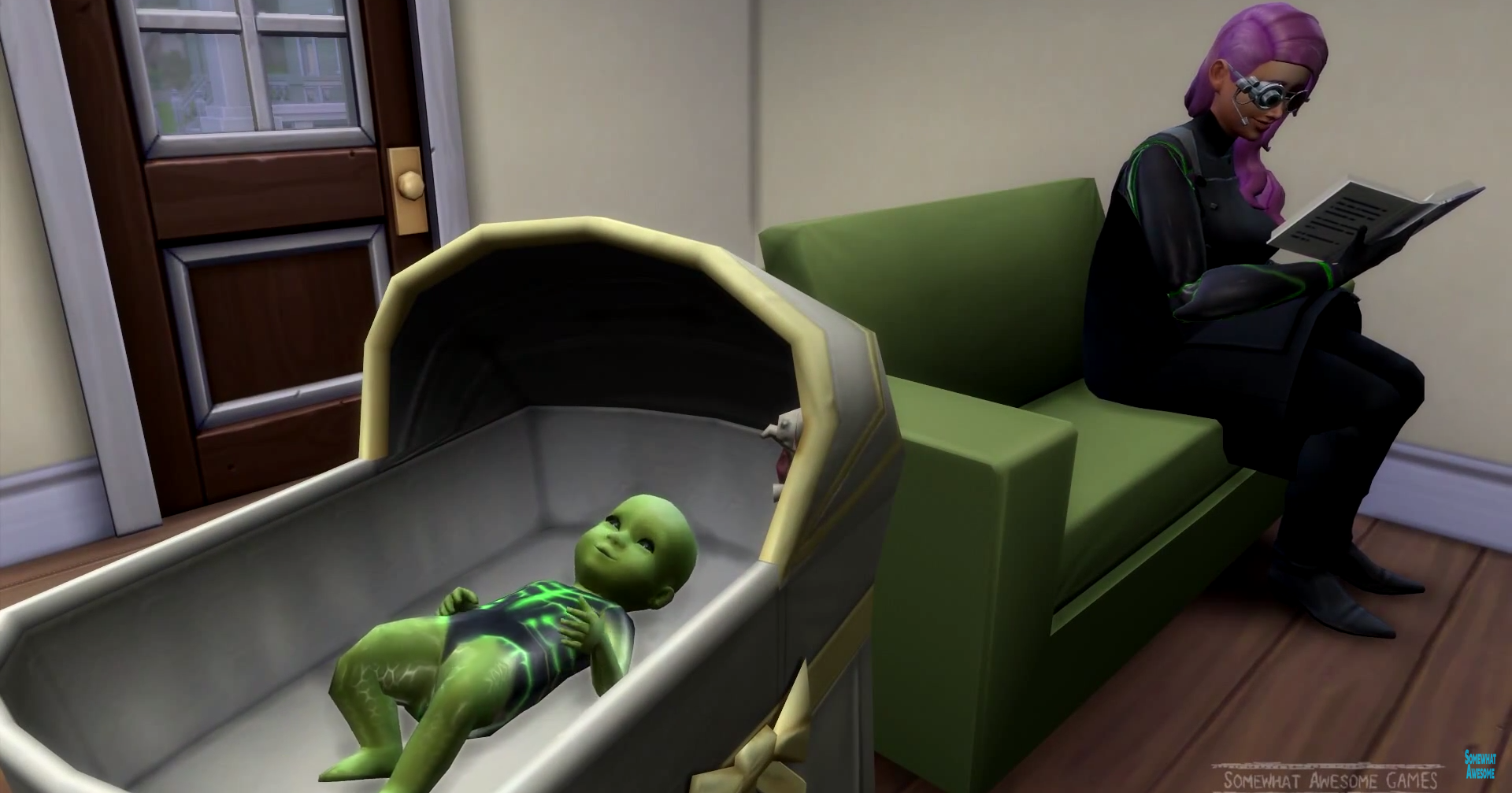 How To Get The Secret Alien Stuff In The New Sims 4 Expansion Pack