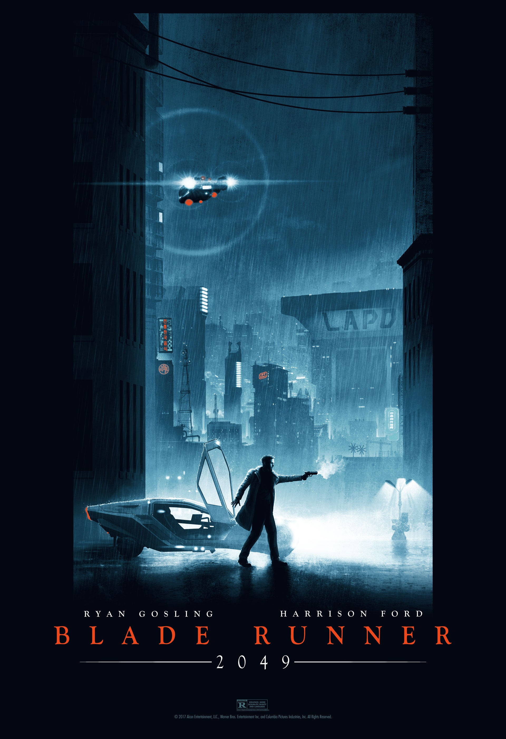 These Awesome Blade Runner 2049 Posters Will Be Free At ...