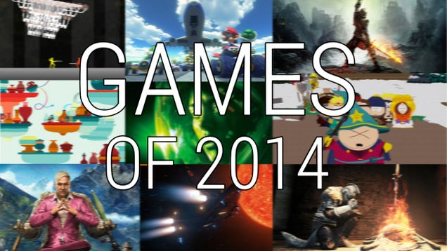 Kotaku UK's Favourite Games Of 2014 | Kotaku Australia