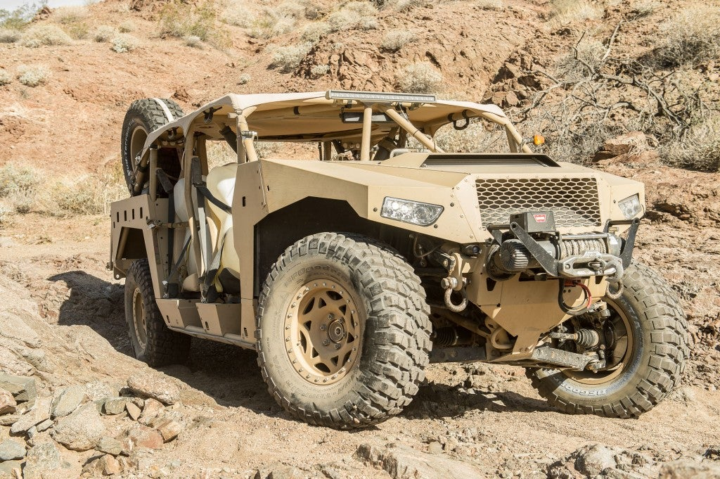 The Army's Next-Gen Combat Vehicles Are Half-Sized Warthogs