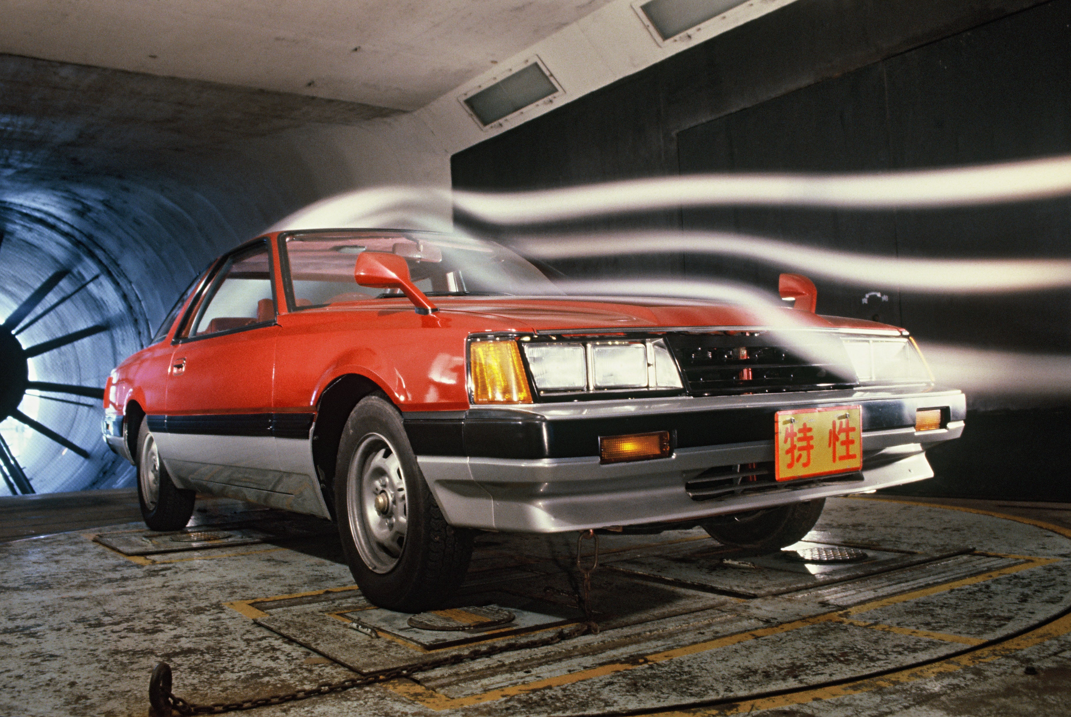 In 1980, Nissan Was Hard At Work On The Leopard