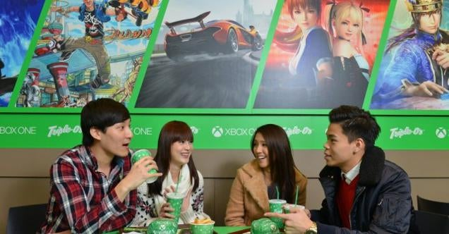 Xbox One Burgers Now Available in Hong Kong