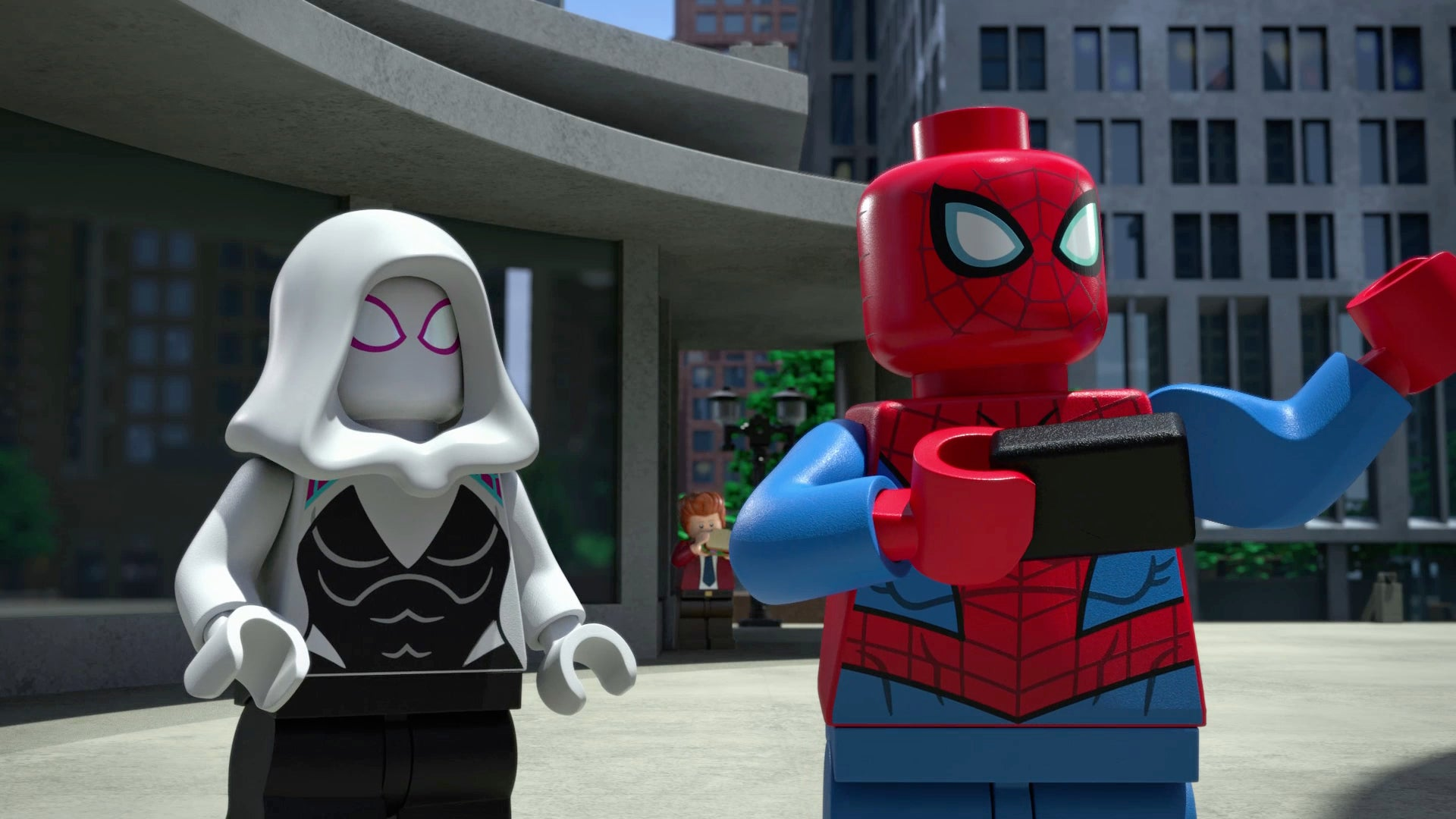 Actually, Spider-Gwen Is The Name Of The Comic
