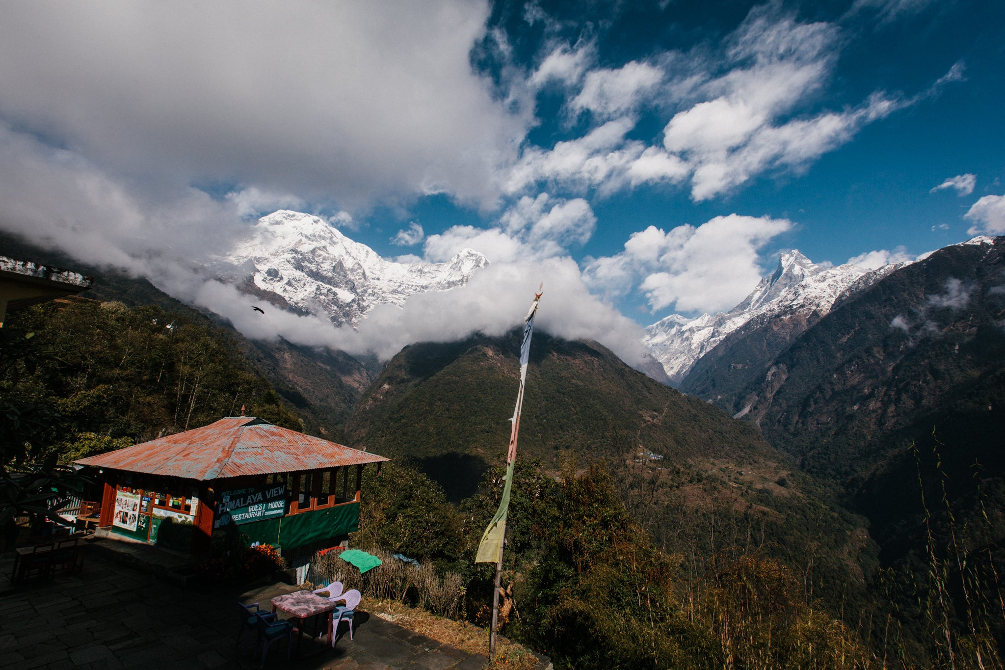 Anyone Can Do This 8-Day Trek Through Nepal