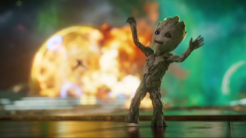 Guardians Of The Galaxy Vol. 2 Sounds Insanely Awesome In German