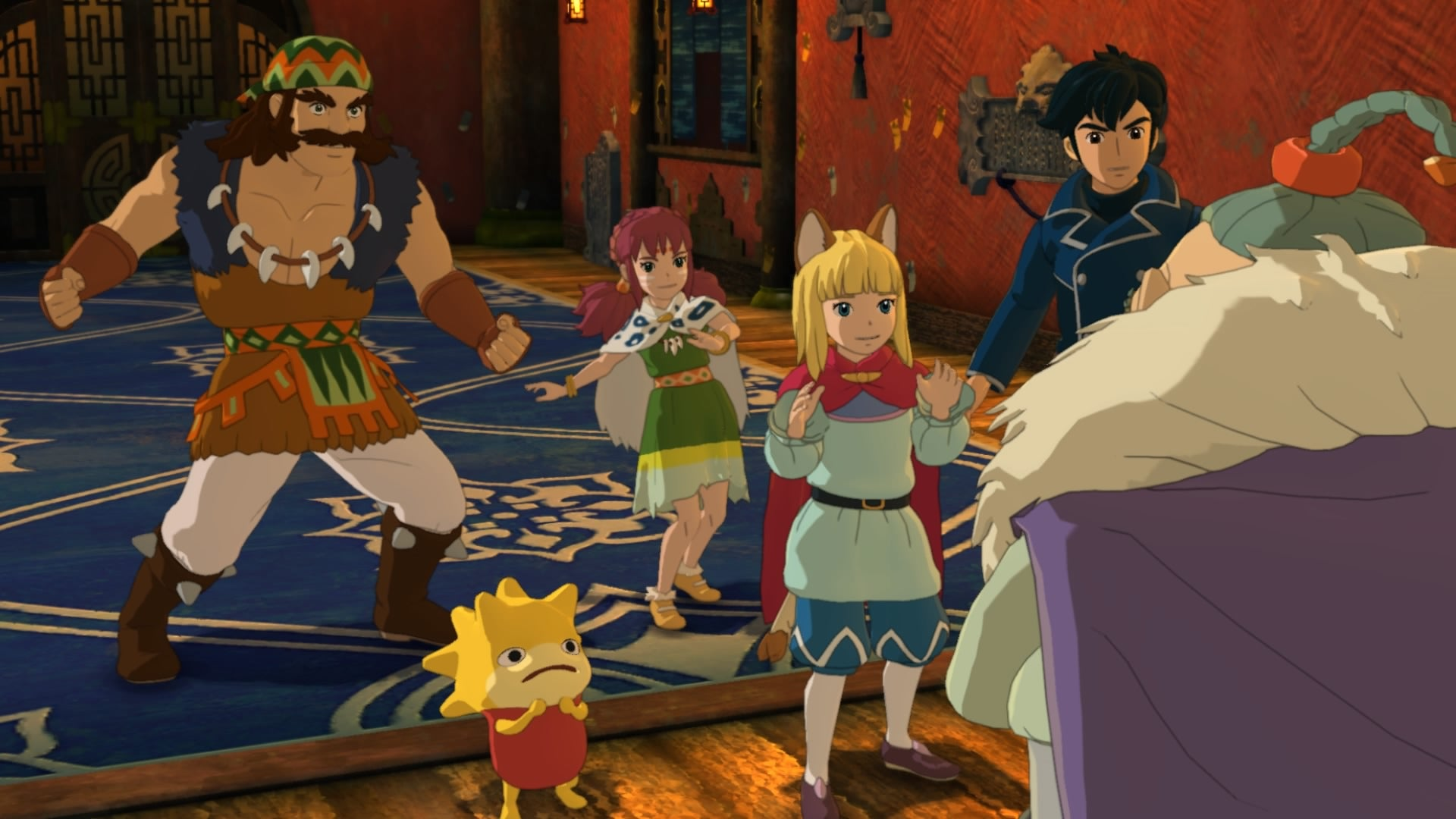 Say Hello To Ni No Kuni 2's Biggest Jerk